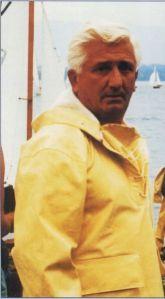 Jean Debaud, concepteur du lac de Divonne