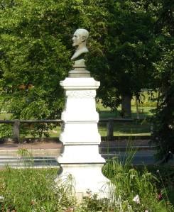 Paul Vidart - Buste en bronze