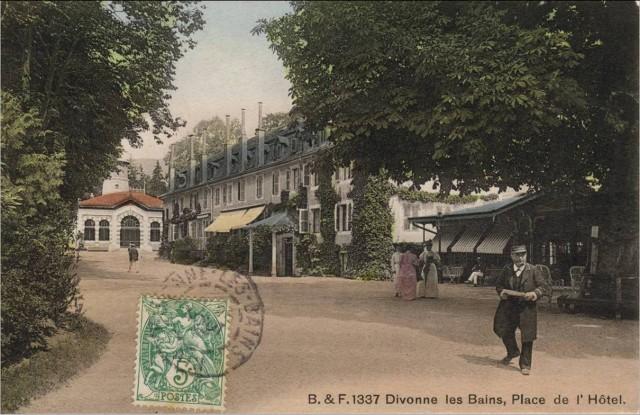 Place de l'hôtel
