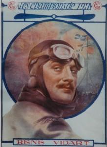 René Vidart Champion de 1911