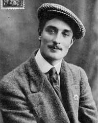 René Vidart en1912