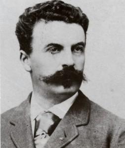 Maupassant en 1891