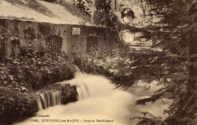 Source Barbilaine