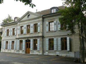 Champel Hôpital actuel