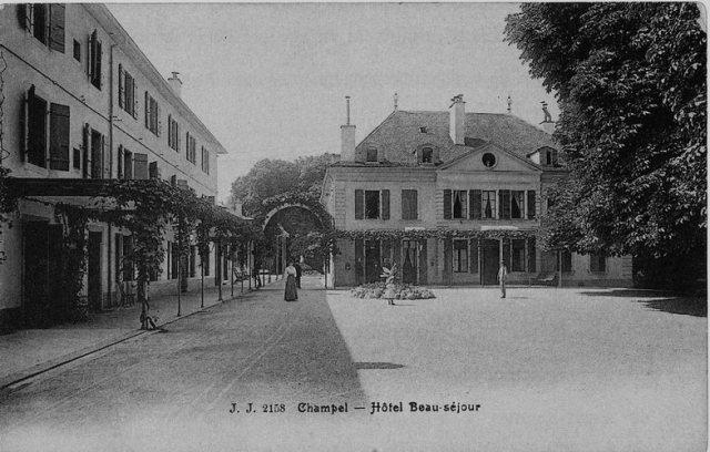 Champel Hôtel Beauséjour