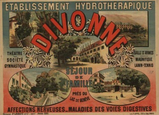 Je voudrais retourner à Divonne