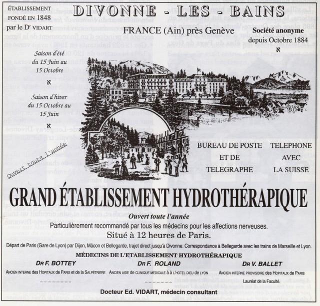 Grand Institut Hydrothérapique