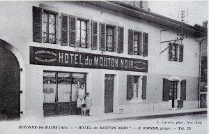 Hôtel du Mouton Noir