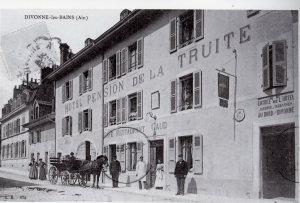 Hôtel Pension de La Truite