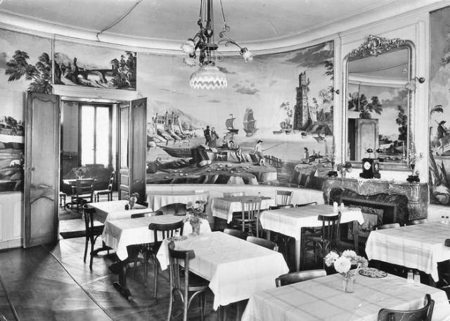 Hôtel Beaulieu Salle à manger