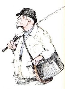 Le docteur François Roland par Jean Debaud