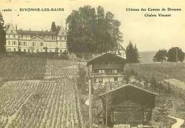 château et chalets Vincent