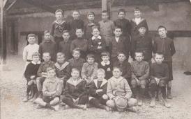Ecole Communale de Divonne en 1922